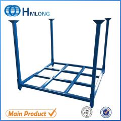 HML6060 Industrial steel semi trailer spare tire rack