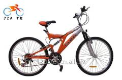 26 inch full suspension MTB bike