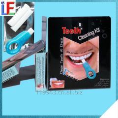 Pravite Logo Professional Goods Teeth Whitening Kit for Yellow teeth