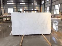 New Exclusive Castro White Marble Slabs for