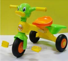 Cute duck kids treicycle