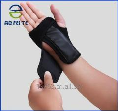 Sports medical wrist support brace