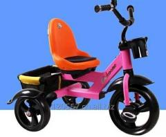 Music seat kids tricycle mute tire