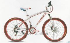 26/24英寸27速盘式制动器MTB自行车