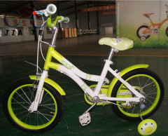 Aluminium alloy kids bicycle muti color