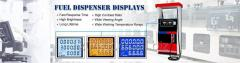 Fuel Dispenser LCD Displays