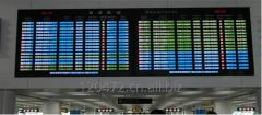 Large Public LCD Display Systems