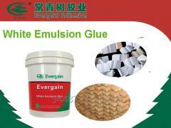 White emulsion glue