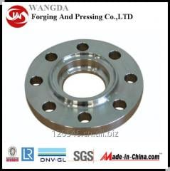 A105 Forged ASME ANSI Threaded Screwed Carbon Steel Flange