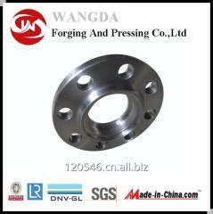 GOST DIN Forged Flange Carbon Steel Flange