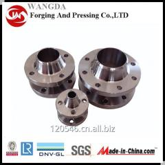 High Quality GOST Standard Carbon Steel Forged Flanges