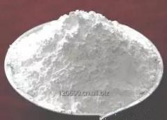 White fused alumina powder, corundum, silicon