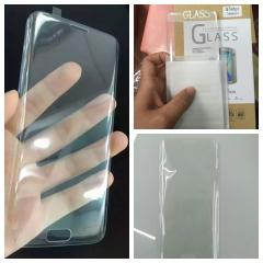 Mobile phone Curved Tempered Glass Screen