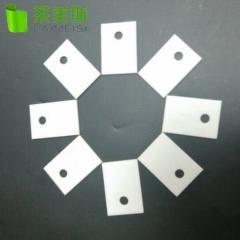 Silicon Nitride High Alumina Ceramic Heat Sink Ceramic Sheet
