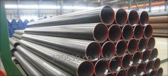 LSAW steel pipe for gas and oil