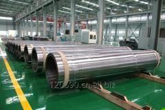 Big O.D. Steel seamless pipes supplier