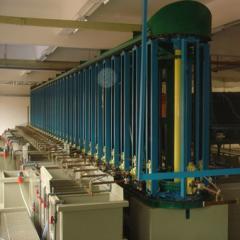 全自动ABS塑胶垂直升降电镀生产线