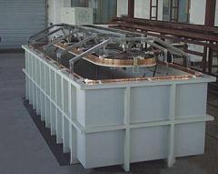 半自动单镀忠环形生产线