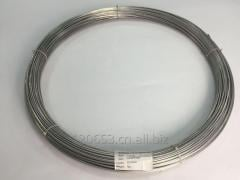 NiAl 8020 wires for thermal spraying, equal to