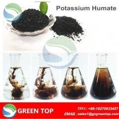 Humic Acid fulvic acid potassium organic fertilizer