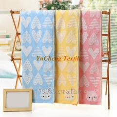 Cotton kids blanket from China with cheap price
