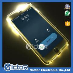 China manufacturer calling flash electroplating tpu case for iPhone 6s