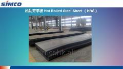 SIMCO Hot rolled steel sheet HRS