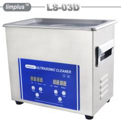 Limplus Stainless Steel Ultrasonic Cleaner For Jewelry & Glasses