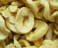 Сушеные кольца яблока фуджи