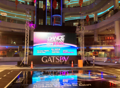 Indoor P3 LED display SMD screen RGB