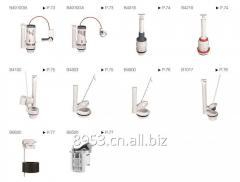 Flush/Outlet Valve/Flapper/Tank fitting/toilet/sanitary