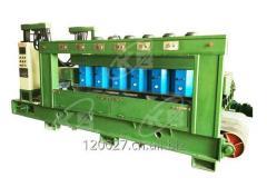 Multihead Stone Polishing Machine