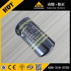 PC200-8 fuel filter 600-319-3750 for Komatsu excavator