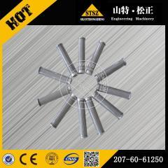 PC300-8 filter 207-06-61250 for Komatsu excavator