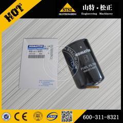 PC300-8 fuel filter 600-311-8321 for Komatsu excavator