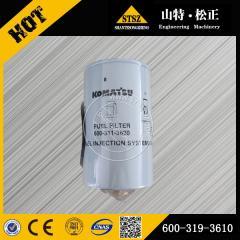 PC200-8 fuel filter 600-319-3610 for Komatsu excavator