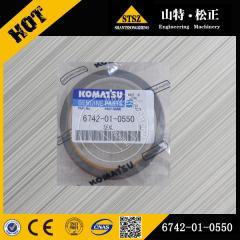 PC300-7 seal 6742-01-0550 Komatsu excavator spare parts