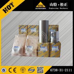 In stock PC200-7 engine piston 6738-31-2111 Komatsu spare parts