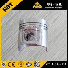 Best price for PC200-8 piston 6754-31-2111 Komatsu excavator spare parts