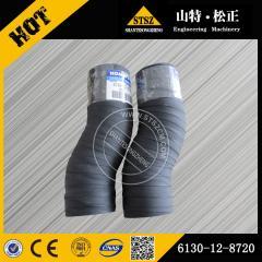 Best price for PC220-7 hose 6130-12-8720 Komatsu excavator spare parts