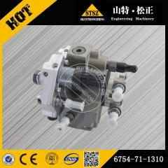 PC240-7 fuel pump 6754-71-1310 Komatsu excavator spare parts