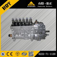 PC300-5 fuel injection pump 6222-71-1120 Komatsu excavator spare parts