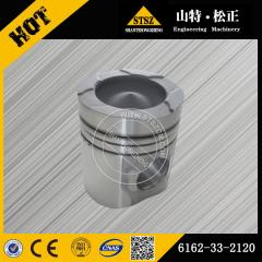 High quality in stock for SAD170 Piston 6162-33-2120 Komatsu excavator spare parts