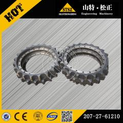 High quality PC300-7 sprocket 207-27-61210 Excavator spare parts