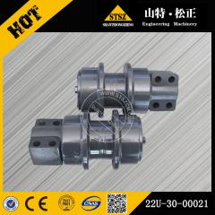 In our stock for PC220-7 carrier roller 22U-30-00021 Komatsu spare parts