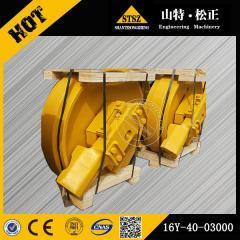 Shantui SD16 front idler 16Y-40-03000 genuine bulldozer spare parts