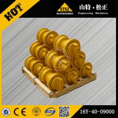 In stock for Shantui SD16 track roller 16Y-40-09000 Bulldozer spare parts