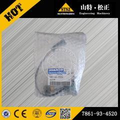 In stock D85PX-15 sensor 7861-93-4520 lower price of Komatsu bulldozer spare parts