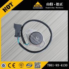 In stock for D375A-5 sensor 7861-93-4130 Komatsu bulldozer spare parts