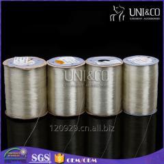 TPU mobilon thread elastic beading cord maker